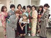Aikawa Maho,   ANGERME,   Fukuda Kanon,   Katsuta Rina,   Mitsui Aika,   Murota Mizuki,   Nakanishi Kana,   Sasaki Rikako,   Takeuchi Akari,   Tamura Meimi,   Wada Ayaka,