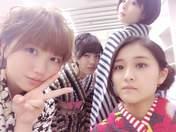 blog,   Nakanishi Kana,   Takeuchi Akari,   Tamura Meimi,   Wada Ayaka,