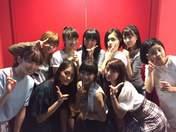 Aikawa Maho,   ANGERME,   Fukuda Kanon,   Katsuta Rina,   Murota Mizuki,   Nakanishi Kana,   Niigaki Risa,   Sasaki Rikako,   Takeuchi Akari,   Tamura Meimi,   Wada Ayaka,