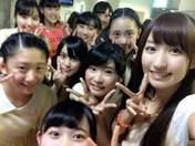 Akiyama Mao,   blog,   Funaki Musubu,   Hashimoto Nagisa,   Horie Kizuki,   Ichioka Reina,   Kaga Kaede,   Morito Chisaki,   Ozeki Mai,   Yamaki Risa,   Yokogawa Yumei,