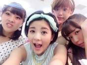blog,   Katsuta Rina,   Nakanishi Kana,   Takeuchi Akari,   Tamura Meimi,