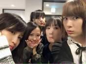 Iikubo Haruna,   Ikuta Erina,   Kudo Haruka,   Oda Sakura,   Sayashi Riho,
