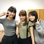 blog,   Iikubo Haruna,   Sayashi Riho,   Yasuda Kei,