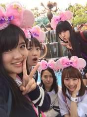 blog,   Iikubo Haruna,   Ishida Ayumi,   Kudo Haruka,   Oda Sakura,   Suzuki Kanon,