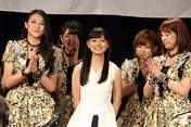 Fukuda Kanon,   Kamikokuryou Moe,   Nakanishi Kana,   Takeuchi Akari,   Wada Ayaka,