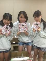 Ichioka Reina,   Kanatsu Mizuki,   Shimano Momoko,