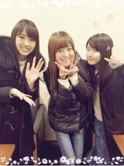 blog,   Iikubo Haruna,   Sayashi Riho,   Yoshizawa Hitomi,