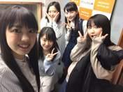blog,   Iikubo Haruna,   Nonaka Miki,   Oda Sakura,   Ogata Haruna,   Sayashi Riho,