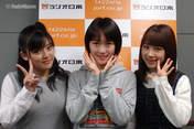 Ishida Ayumi,   Kudo Haruka,   Suzuki Kanon,