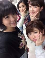 blog,   Nakanishi Kana,   Sasaki Rikako,   Takeuchi Akari,   Tamura Meimi,