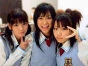 Kamei Eri,   Michishige Sayumi,   Tanaka Reina,