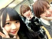 blog,   Inaba Manaka,   Okai Chisato,   Takeuchi Akari,