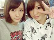 blog,   Ikuta Erina,   Takeuchi Akari,