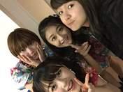 Mitsui Aika,   Nakanishi Kana,   Takeuchi Akari,   Wada Ayaka,