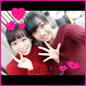 blog,   Katsuta Rina,   Wada Sakurako,