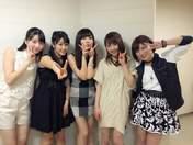 blog,   Hirose Ayaka,   Ishida Ayumi,   Ogata Risa,   Suzuki Airi,   Takeuchi Akari,