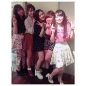 Aikawa Maho,   blog,   Kamikokuryou Moe,   Katsuta Rina,   Sasaki Rikako,   Takeuchi Akari,
