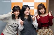 Ikuta Erina,   Sato Masaki,   Suzuki Kanon,