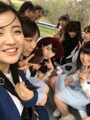 blog,   Fukumura Mizuki,   Haga Akane,   Iikubo Haruna,   Ishida Ayumi,   Kudo Haruka,   Makino Maria,   Ogata Haruna,   Sato Masaki,   Suzuki Kanon,