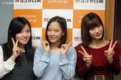 Ikuta Erina,   Oda Sakura,   Suzuki Kanon,
