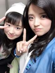 blog,   Nonaka Miki,   Suzuki Kanon,