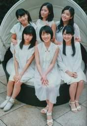 Haga Akane,   Kudo Haruka,   Nonaka Miki,   Oda Sakura,   Sato Masaki,   Suzuki Kanon,