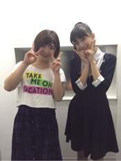 blog,   Makino Maria,   Takeuchi Akari,