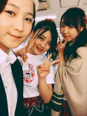 blog,   Fukumura Mizuki,   Sayashi Riho,   Suzuki Kanon,