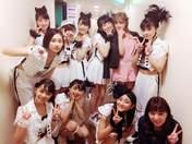 Aikawa Maho,   ANGERME,   Kamikokuryou Moe,   Katsuta Rina,   Murota Mizuki,   Nakanishi Kana,   Natsuyaki Miyabi,   Sasaki Rikako,   Takeuchi Akari,   Tamura Meimi,   Wada Ayaka,