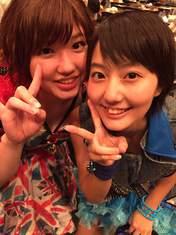 Arai Manami,   blog,   Takeuchi Akari,