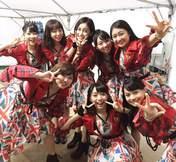 Aikawa Maho,   ANGERME,   Kamikokuryou Moe,   Katsuta Rina,   Murota Mizuki,   Nakanishi Kana,   Sasaki Rikako,   Takeuchi Akari,   Wada Ayaka,