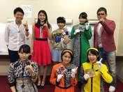 Fujii Rio,   Kasahara Momona,   Taguchi Natsumi,   Takeuchi Akari,   Wada Ayaka,   Wada Sakurako,