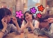 blog,   Katsuta Rina,   Sasaki Rikako,   Takeuchi Akari,