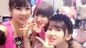 blog,   Fukumura Mizuki,   Nakanishi Kana,   Takeuchi Akari,
