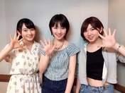 blog,   Kudo Haruka,   Morito Chisaki,   Takeuchi Akari,