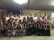 Arai Manami,   Azuma Rion,   Ego Yuna,   Furuhata Nao,   Furukawa Konatsu,   Futamura Haruka,   Goto Rara,   Hidaka Yuzuki,   Kimoto Kanon,   Kitagawa Ryoha,   Kumazaki Haruka,   Matsui Jurina,   Mori Saki,   Oba Mina,   Oya Masana,   Saho Akari,   Saito Makiko,   Satou Ayano,   Sekine Azusa,   Sengoku Minami,   SKE48,   Souda Sarina,   Suda Akari,   Takayanagi Akane,   Takeuchi Saki,   Tani Marika,   UpFront Girls,