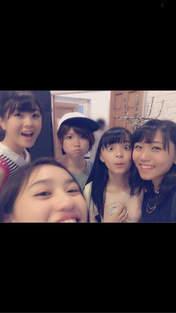 Kamikokuryou Moe,   Murota Mizuki,   Nakanishi Kana,   Sasaki Rikako,   Takeuchi Akari,