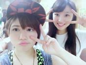 Aikawa Maho,   blog,   Takeuchi Akari,