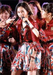 Katsuta Rina,   Nakanishi Kana,   Sasaki Rikako,   Takeuchi Akari,