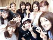 Aikawa Maho,   ANGERME,   Katsuta Rina,   Kumai Yurina,   Murota Mizuki,   Nakanishi Kana,   Sasaki Rikako,   Takeuchi Akari,   Wada Ayaka,