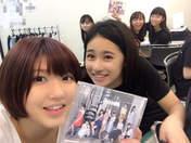 Aikawa Maho,   blog,   Kamikokuryou Moe,   Murota Mizuki,   Sasaki Rikako,   Takeuchi Akari,