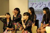 Aikawa Maho,   Kamikokuryou Moe,   Kasahara Momona,   Takeuchi Akari,   Wada Ayaka,