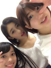 blog,   Kamikokuryou Moe,   Sasaki Rikako,   Takeuchi Akari,