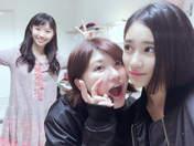 Aikawa Maho,   blog,   Sasaki Rikako,   Takeuchi Akari,