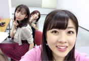blog,   Katsuta Rina,   Nakanishi Kana,   Takeuchi Akari,