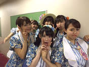 blog,   Juice=Juice,   Kanazawa Tomoko,   Miyamoto Karin,   Miyazaki Yuka,   Takagi Sayuki,   Takeuchi Akari,   Uemura Akari,