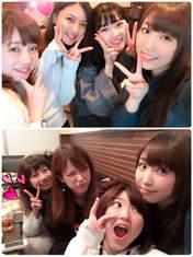 blog,   Fukumura Mizuki,   Kitahara Sayaka,   Mano Erina,   Noto Arisa,   Takeuchi Akari,