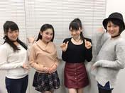 Kudo Haruka,   Nonaka Miki,   Ogata Haruna,   Yanagawa Nanami,