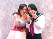 blog,   Hagiwara Mai,   Ikoma Rina,
