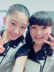 Akiyama Mao,   blog,   Kiyono Momohime,